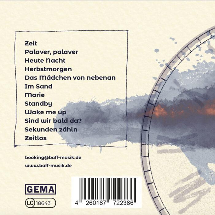 Bei Zeiten - Album Back