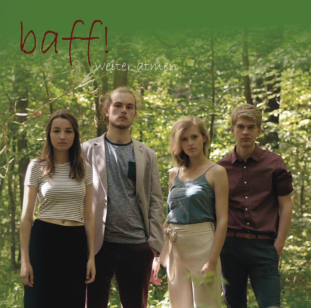 Cover des Albums Weiter atmen