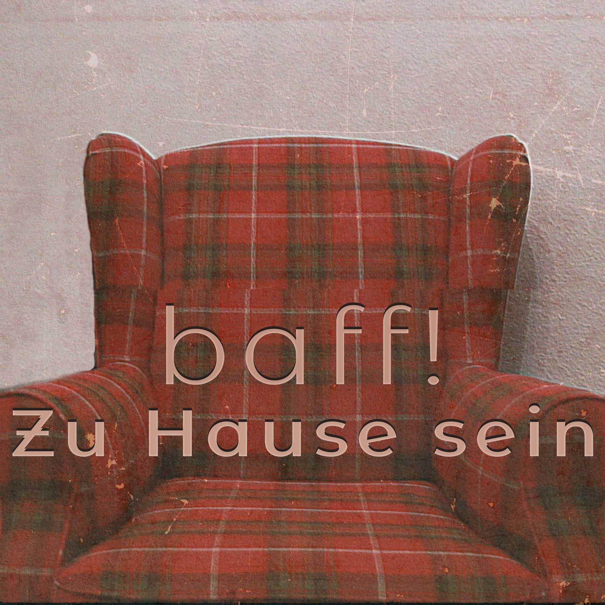 Cover der Single zu Hause sein