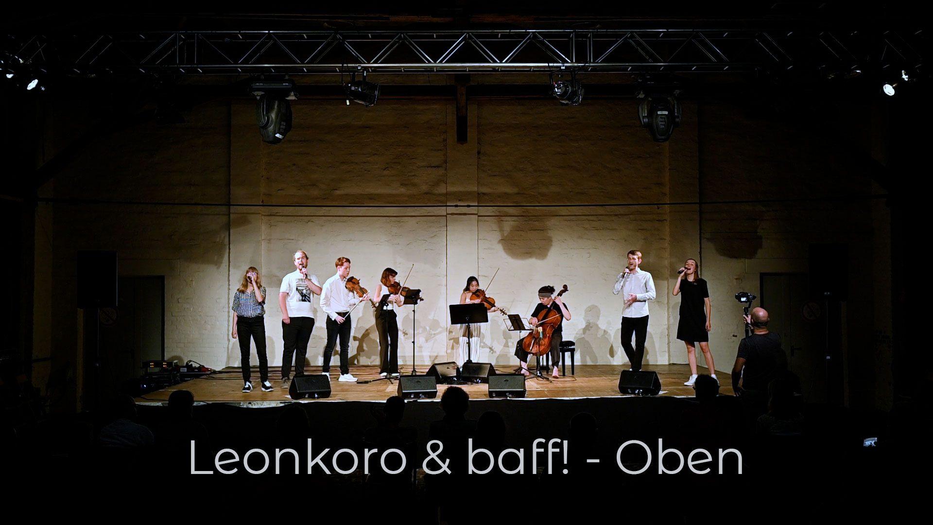 Oben - live aus Lübeck