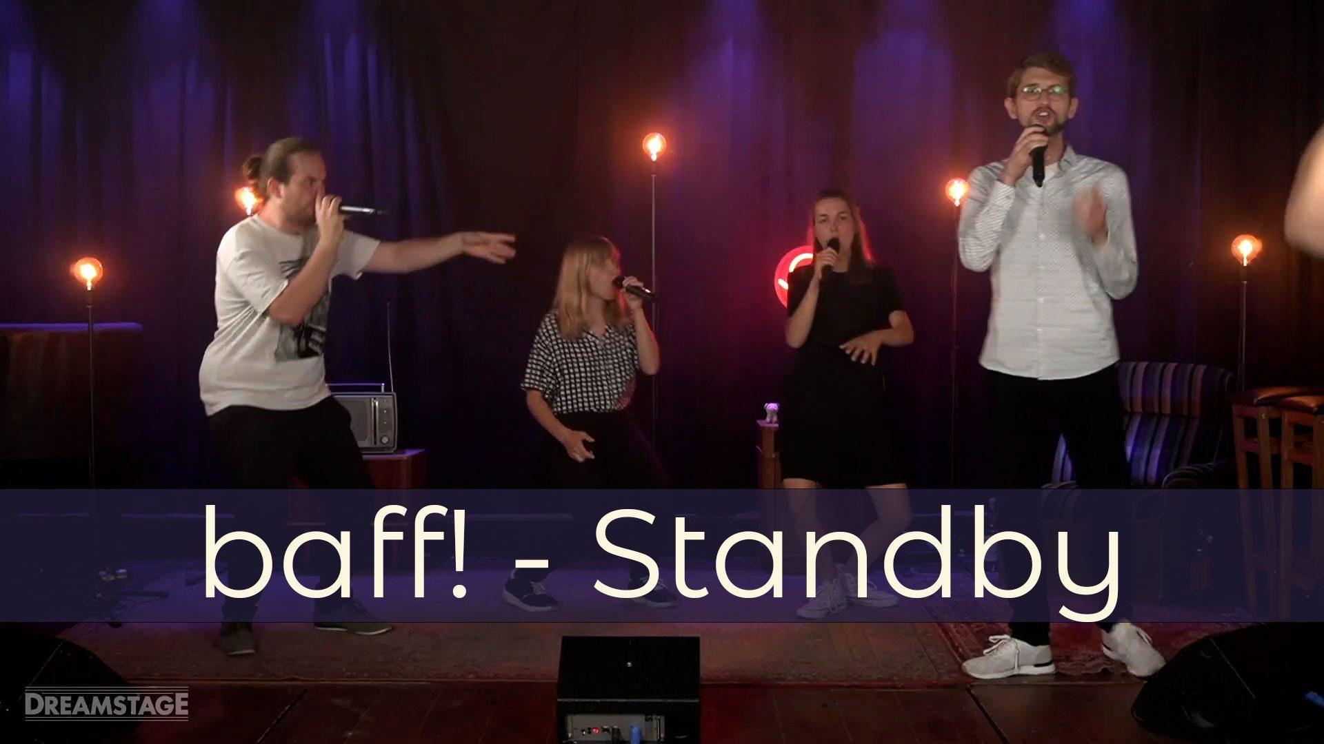 Standby - live aus Leipzig